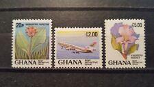 GHANA 1983  mi.nr 999-1002-1005