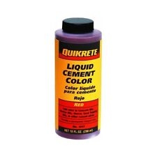 Cement Liquid Color Pavement Concrete Mould Concrete Floor Mortar Sand Mix Red