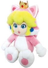 Nintendo Plüsch Peach Katze 25cm