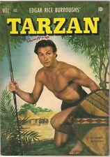 Tarzan Comic Book #27 Dell Comics 1951 FINE