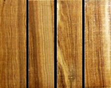 Australian Budda Wood Knife Blocks (Scales)