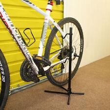 Bike Maintenance Stand Bicycle Cycle Work Repair Floor Storage Display Rack Tool