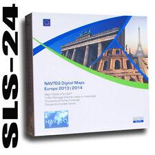 Volkswagen Phaeton EUROPA Navi Software CD Navigation Technologies 2014 Europe