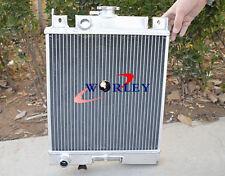 For 40mm 2 Row SUZUKI SWIFT GTI 1.0/1.3/1.6 89 90 91 92 93 94 aluminum radiator