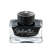Pelikan Edelstein Onyx BlackPremium Bottle Ink New In Box 339408