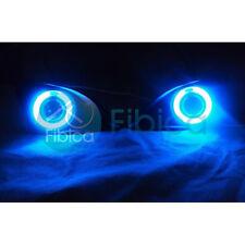 HALO Fog blue light Angel eye Lamp Headlight set for Honda Civic Accord Fit Jazz
