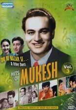 Hits Of Mukesh - Vol 3 - Bollywood Songs DVD