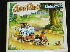 JEAN RENE Les vacances volume 9 DIGIPACK CD