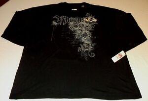 Baltimore Ravens Supremacy Long Sleeve T-shirt 3XL Sleek Black NFL Fashion Shirt