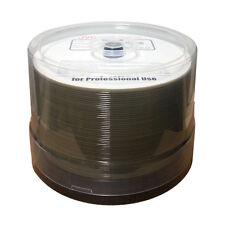 200-PK JVC Taiyo Yuden LTH 6X BD-R Blu-Ray White Inkjet HUB Printable Blank Disc