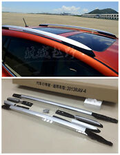 Aluminium Roof Rack Rails Bars Luggage Carrier For Toyota RAV-4 RAV4 2013-2016