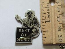 Jazz Singer Pin  **
