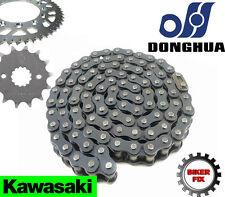 Kawasaki Z650 SR D2-D3 79-80 Heavy Duty O-Ring Chain and Sprocket Kit