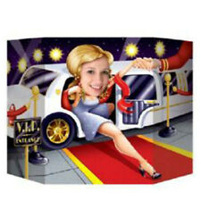 Party Supplies Birthday Hollywood Oscars Movie Night Limo Photo Prop