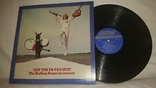 THE ROLLING STONES IN CONCERT GET YER YA-YA'S OUT! LONDON STEREOPHONIC LP NPS-5