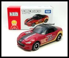 TOMICA SHOP MAZDA ROADSTER MX-5 1/57 TOMY DIECAST CAR 26