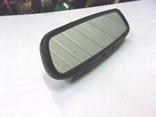 Jaguar S-Type 2003 to 2008 Interior Rear View Mirror W/O Compass C2P2869