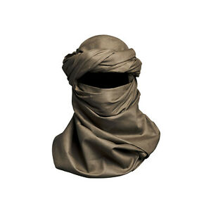 Tagelmust Sand Beige Cotton Scarf Military Army Hiking Camping Bivvy Ls