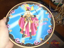New Circus Barbie Doll Collector's Plate Fao Schwarz Limited Edition