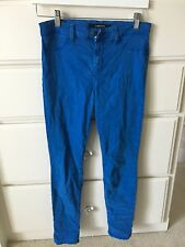 J Brand Super Skinney Jean Size 29 Color Breakwater