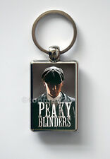New, Quality Metal Keyring - PEAKY BLINDERS, Cillian Murphy, Tommy Shelby, Art