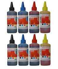800ml bulk refill ink  T126  for Epson WF-3520 WF-3530 WF-3540 WF-7010 WF-7510