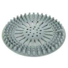 Silicone Sink Strainer Filter Water Stopper Floor Drain Hair Bathtub Plug Kits