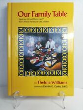 Our Family Table : Recipes and Food Memories from African-American Life Models
