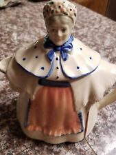 GRANNY ANN TEAPOT - NO DAMAGE , PATENTED , MADE IN USA