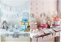 Little Peanut Elephant NEW BABY Shower Party Range (Tableware & Decoration)