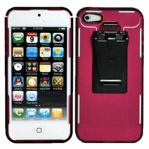 Nite Ize Connect Case for iPhone 5/5S SE (Cranberry)