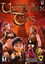 The Book of Unwritten Tales - Adventure RPG Fantasy PC Game - NEW