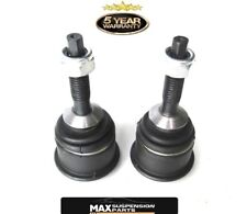 2000-2003 Lincoln LS 14mm Lower Ball Joint Joints Set New Jaguar S-Type