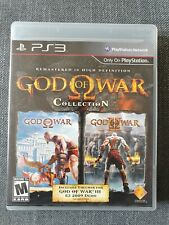 God of War Collection (God of War I & II) Remastered in HD. Playstation 3 (PS3)