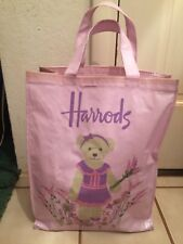 Harrods Bear Bag