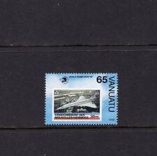Vanuatu 1989 World Stamp Expo Concorde   MNH SG 536