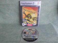 PS2 PLAY STATION 2  SHREK 2