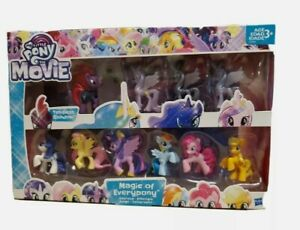 My Little Pony The Movie Tempest Shadow Magic of Everypony Exclusive Mini Figure