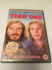 Year One (DVD, 2009) region 2 uk dvd