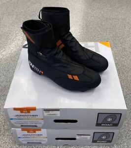 NEW 45Nrth Japanther Road Bike Boots Size 43 46 Cold Weather Winter