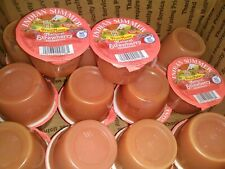 (25) Applesauce Cups * Indian Summer Brand * Strawberry Flavor * Fat Free