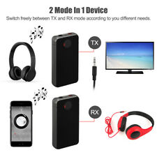 B18 2 in 1 Hands-Free Bluetooth 4.1 Transmitter & Receiver A2DP AptX Low Latency