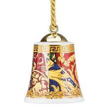 Versace Rosenthal BAROCK CHRISTMAS Bell RARE - NEW / BOX!