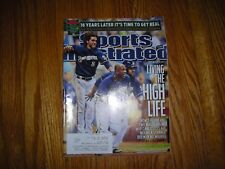 "Sports Illustrated, 8/2011, Milwaukee Brewers cover, ""Living the High Life"", ex"
