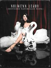 DVD ZONE 2--CONCERT--NOLWENN LEROY--HISTOIRES NATURELLES TOUR