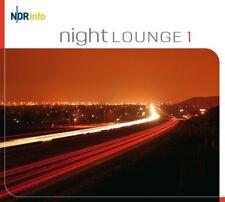 NDR Info Night Lounge Vol.1 2CDs 2008 Neu OVP De Phazz Pink Martini