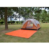 Outdoor Rainproof Tent Tarp Groundsheet Footprint Floor Saver Mat Blanket