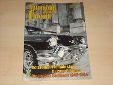 P0152) NSU Prinz I II III - Norton H16 - Automobil Chronik 03/1981