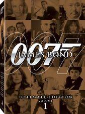 James Bond Ultimate Edition - Vol. 1 (DVD, 2009, 10-Disc Set)