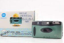 [UNUSED in BOX] Minolta P's panorama point & shoot 35mm Film Camera JAPAN 85